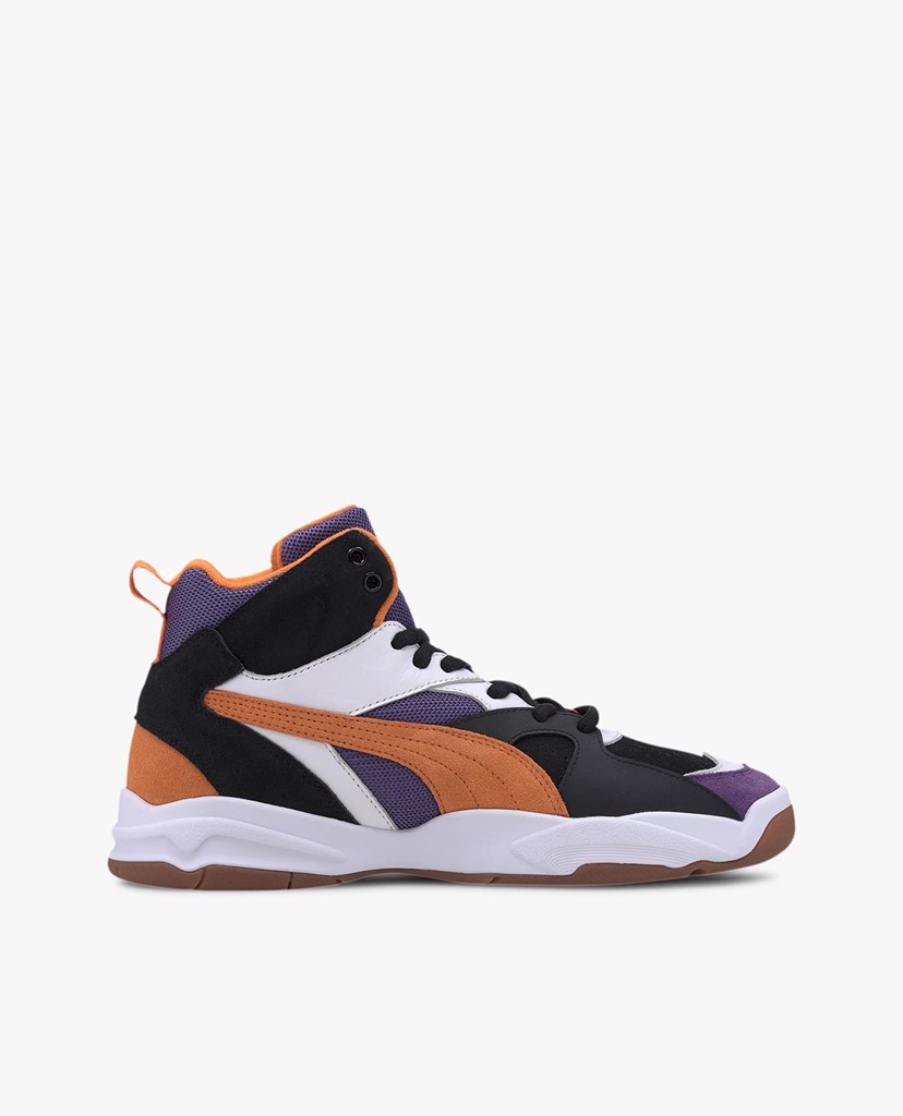 PUMA - Giày sneaker cổ cao PUMA x THE HUNDREDS Performer Mid