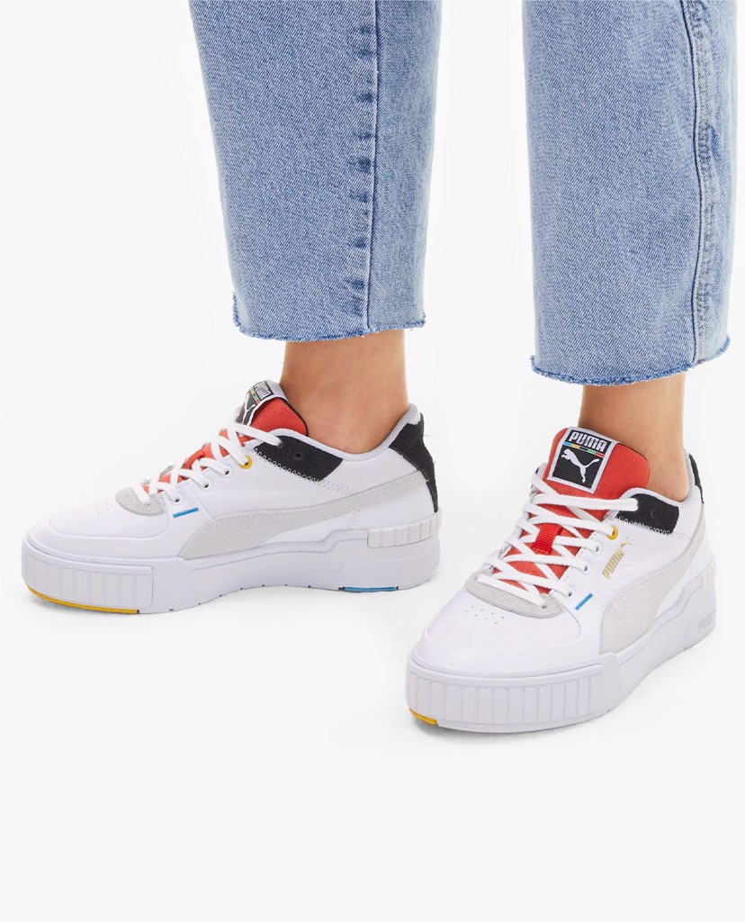 PUMA - Giày sneakers nữ Cali Sport WH