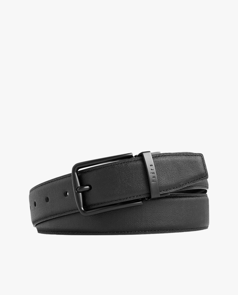 PEDRO - Thắt lưng nam Reversible Leather