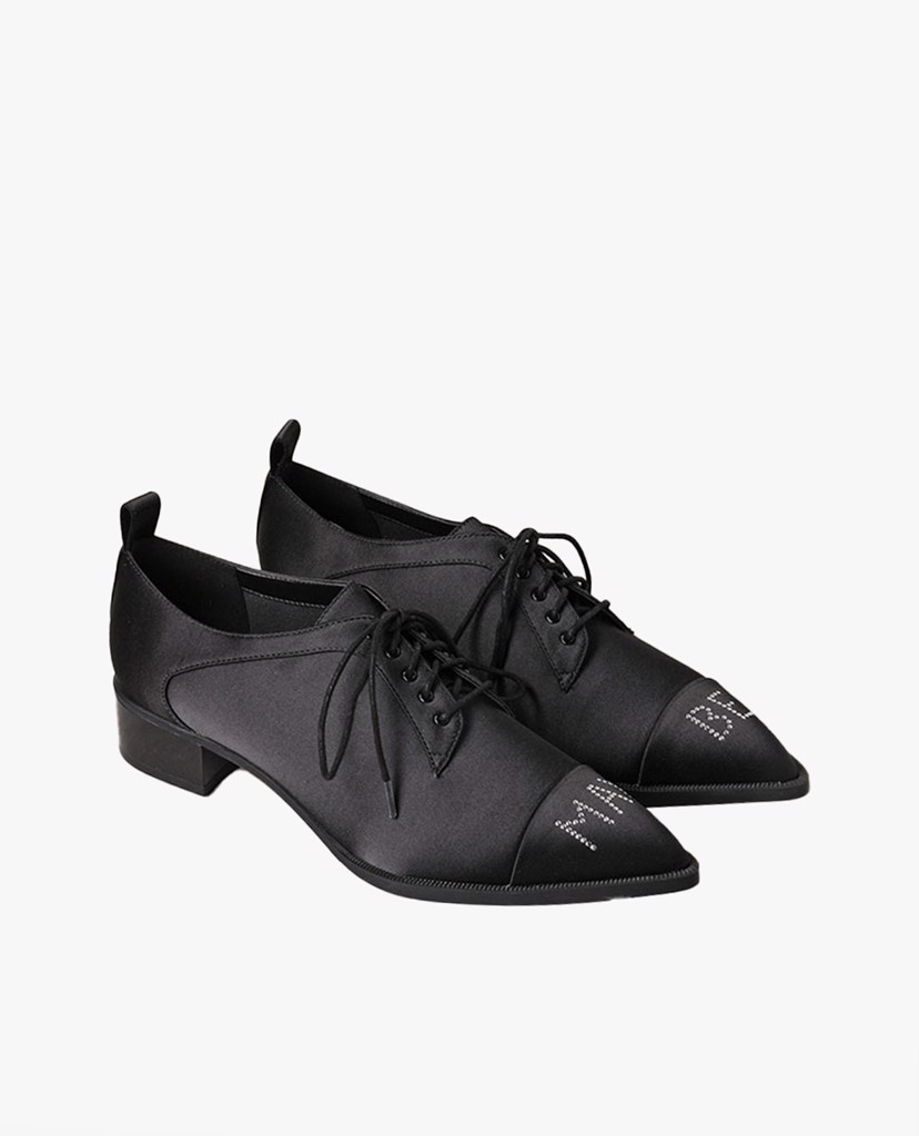 PEDRO - Giày đế bệt Pointed Toe Derby