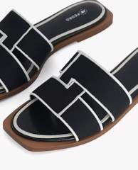 PEDRO -  Giày sandal nữ Sustainable Cross Strap