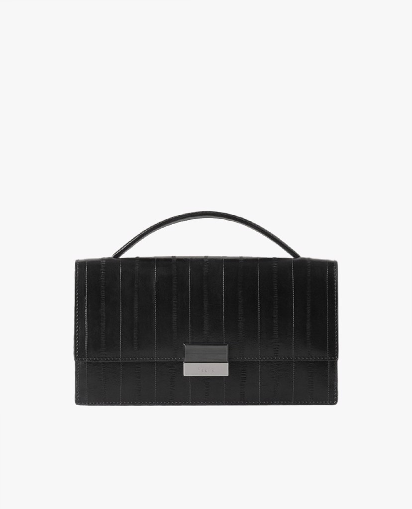 PEDRO - Ví nữ Embossed Leather Clutch
