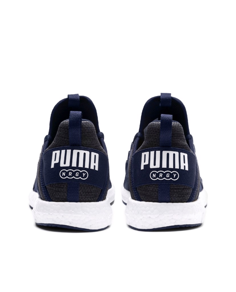 PUMA - Giày Sneaker nam Mega NRGY Heather Knit