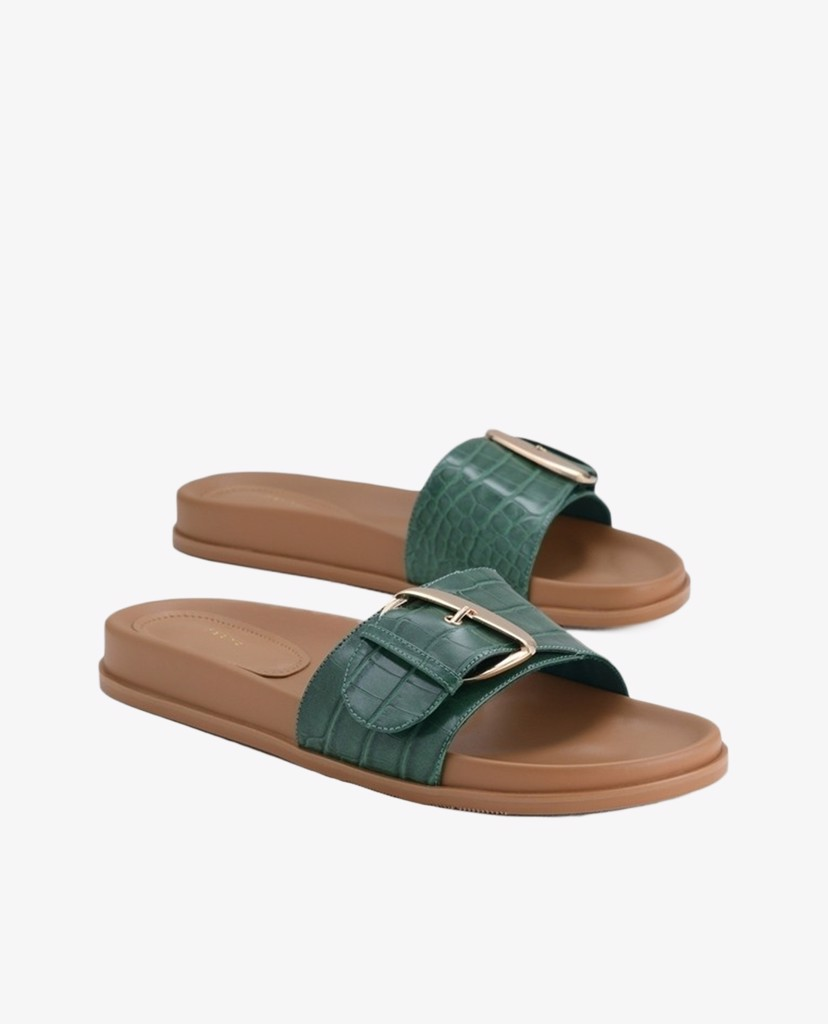PEDRO - Giày sandals quai ngang Buckled