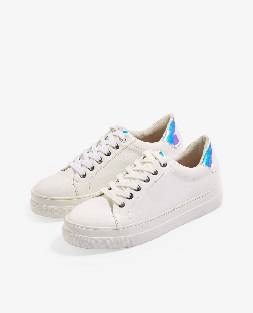 TOPSHOP - Giày sneaker nữ CANDY Lace Up Casual