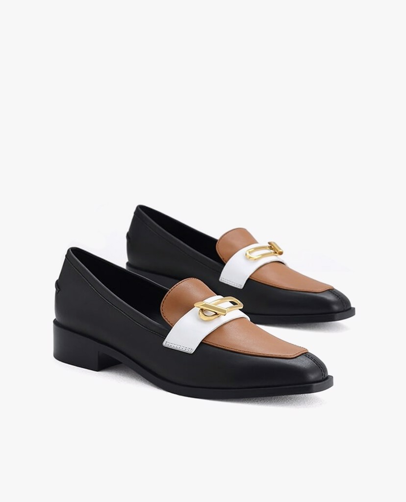 PEDRO - Giày đế bệt Leather Loafers