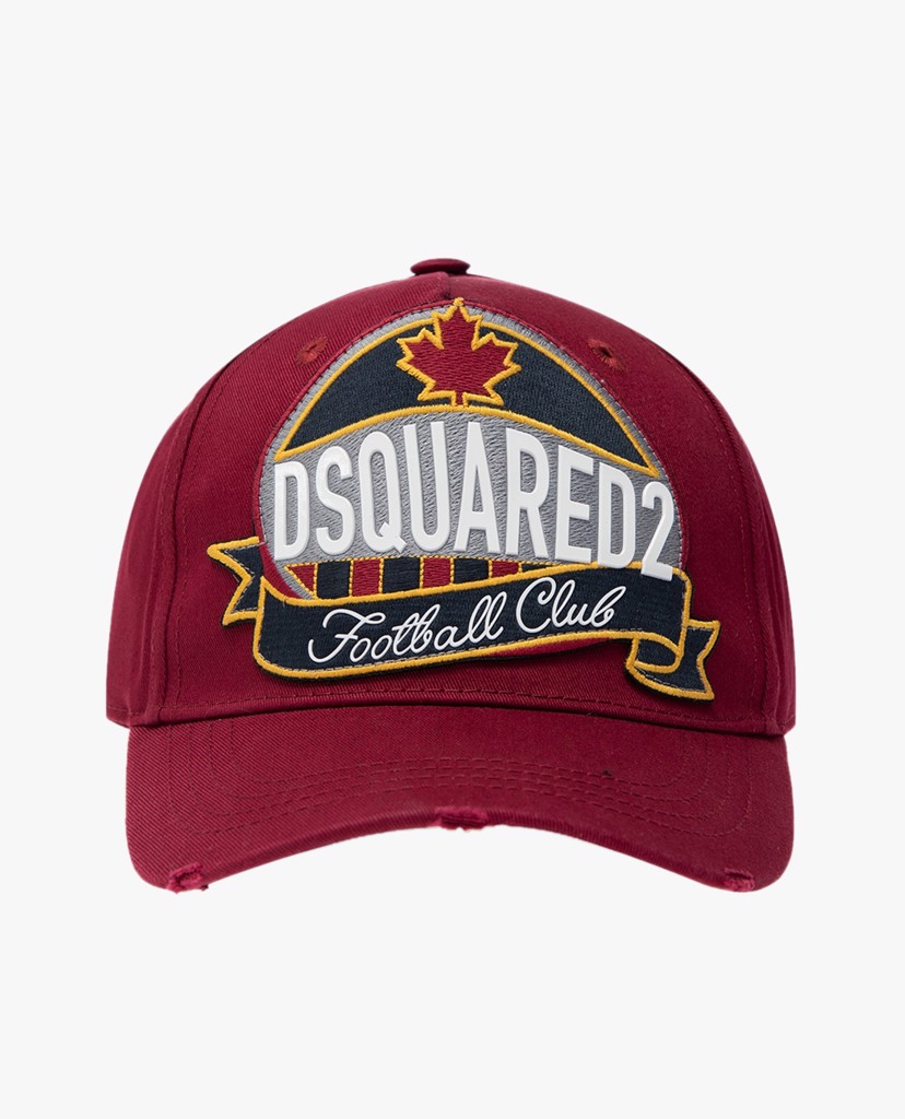 DSQUARED2 - Nón bóng chày Football Club