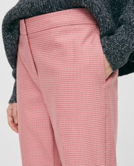 MAX&Co. Quần tây nữ Houndstooth