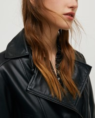 MAX&Co. - Áo blazer da nữ Aviation in Nappa Leather