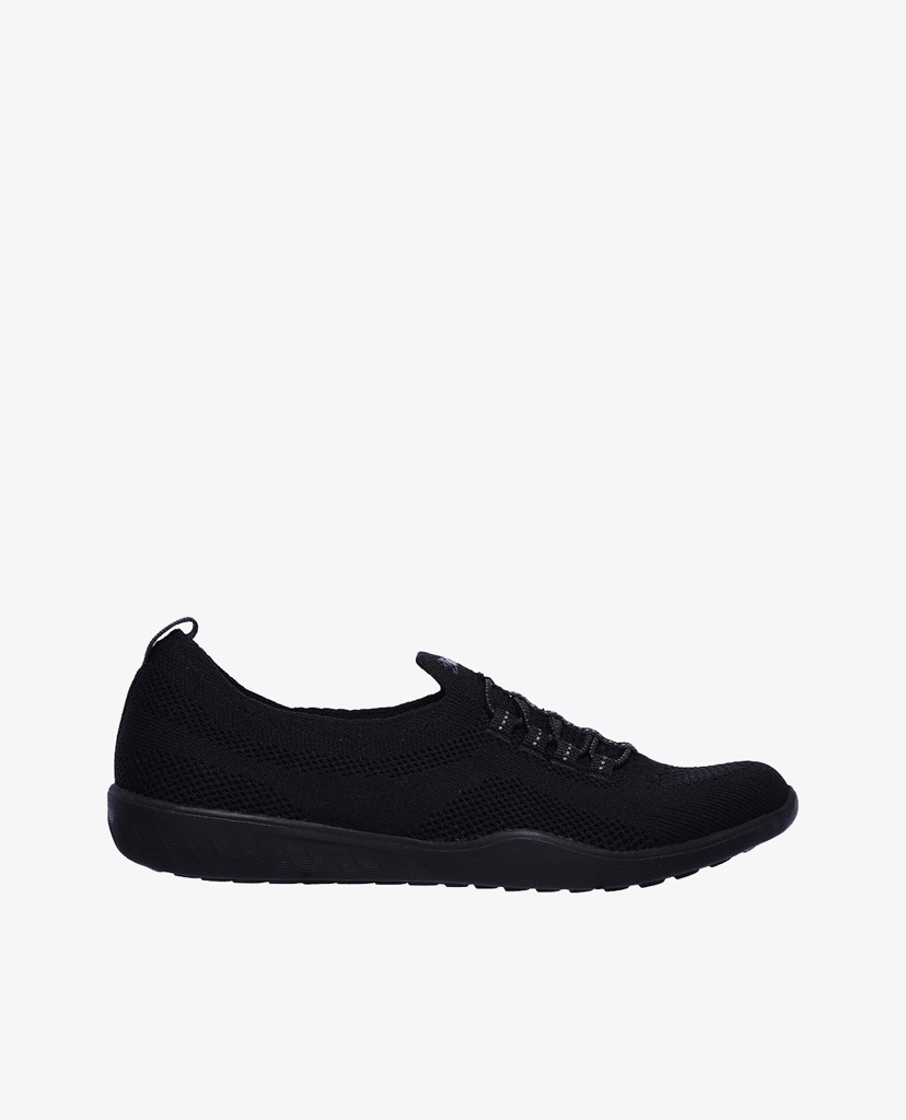 SKECHERS - Giày slip on nữ Newbury St Every Angle