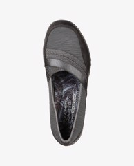 SKECHERS - Giày slip on nữ Breathe Easy