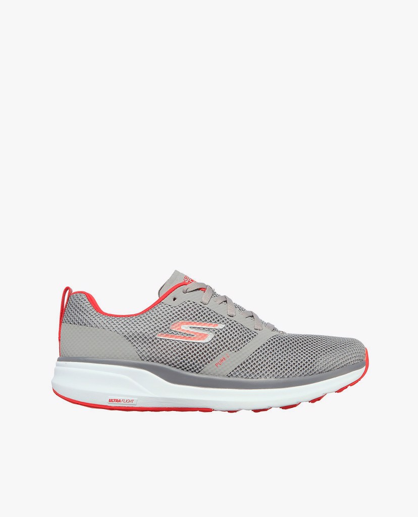 SKECHERS - Giày sneaker nam Go Run Pure 2 Tech Running