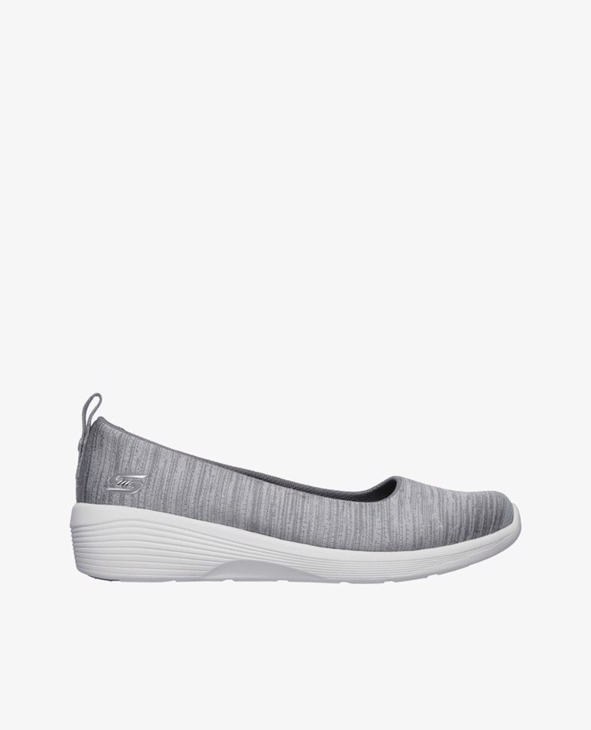 SKECHERS - Giày slip on nữ Arya Different Edge