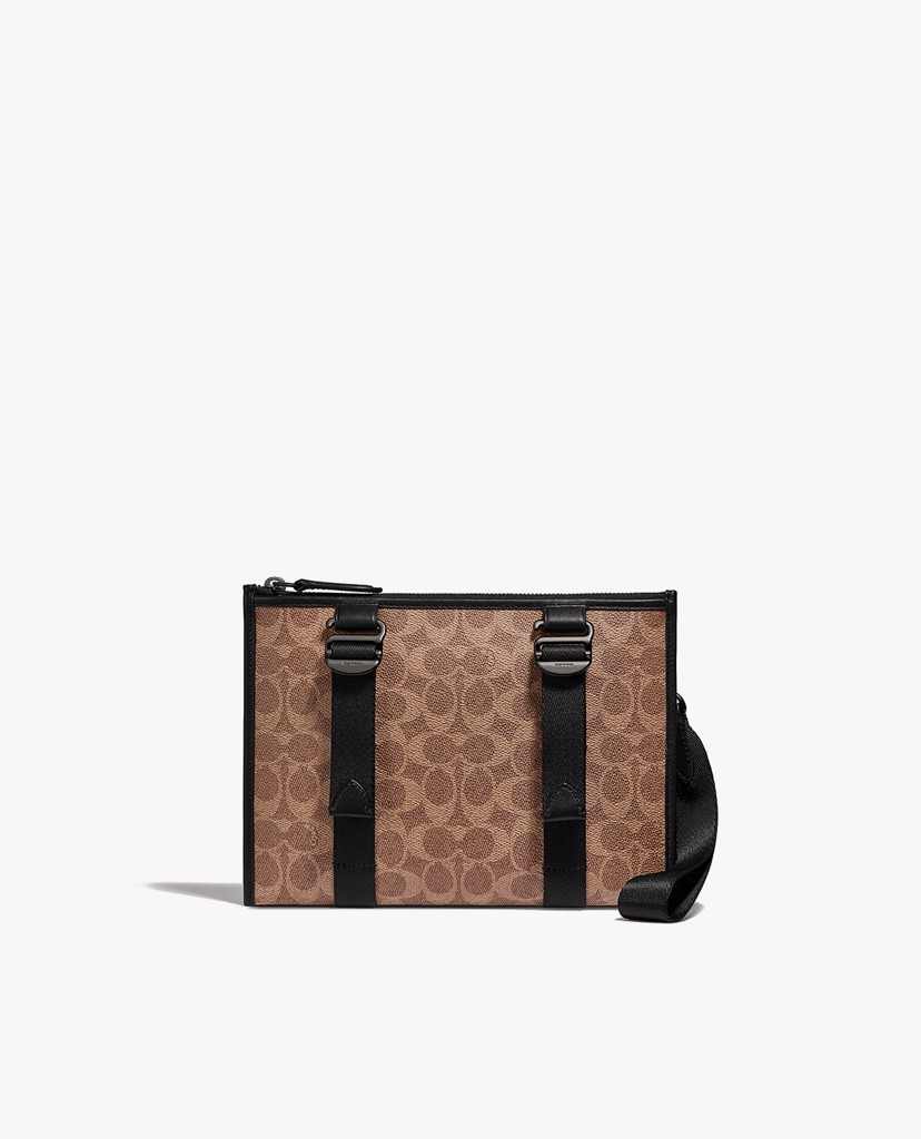 COACH - Túi đeo chéo Multifunction Crossbody With Dinky