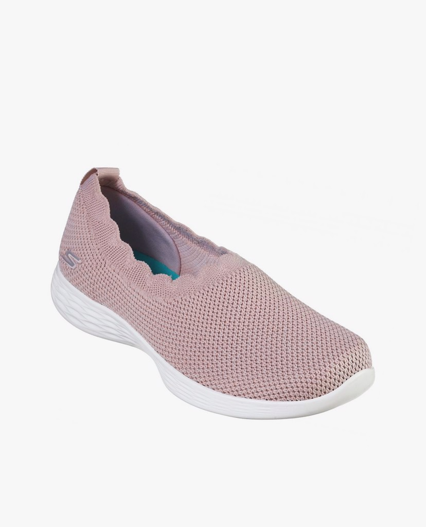 SKECHERS - Giày slip on nữ YOU Define Peace