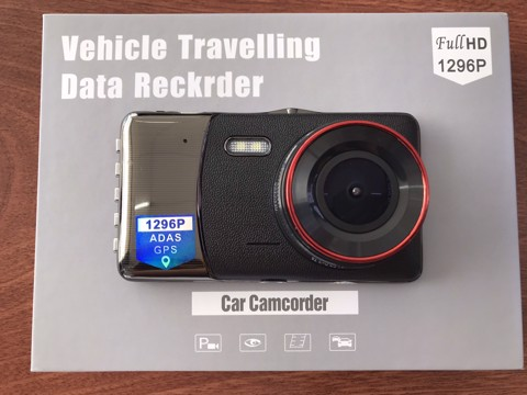 Camera hành trình Lucky Tech DVR V2 - SupperHD 1269P, GPS, ADAS