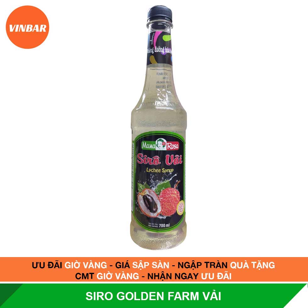 SIRO GOLDEN FARM VẢI