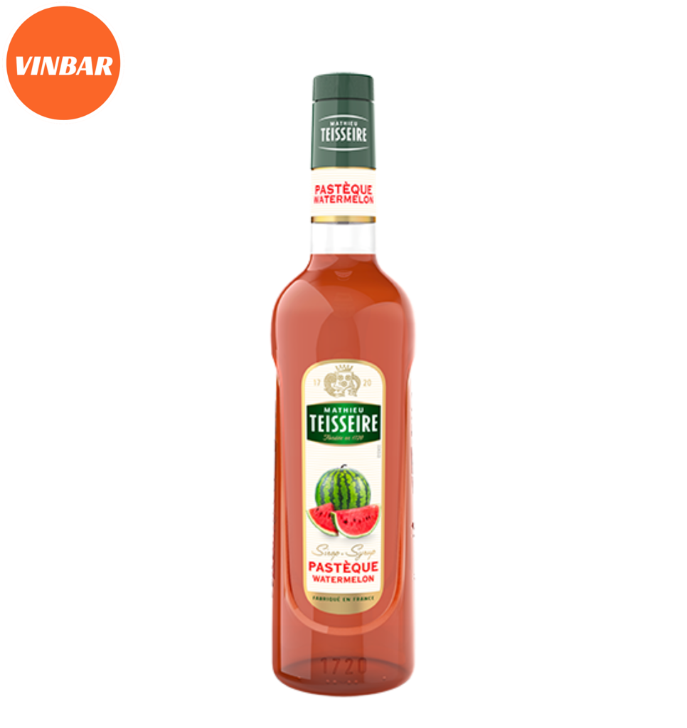 TEISSEIRE DƯA HẤU/WATERMELON 700ML