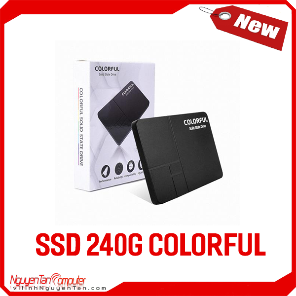 SSD 240G COLORFUL