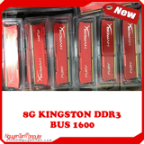RAM KINGSTON 8GB DDR3 BUS 1600 ỐP TẢN THÉP