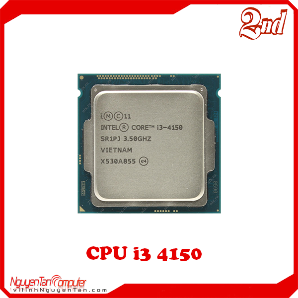 CPU i3 4150 (NO FAN)