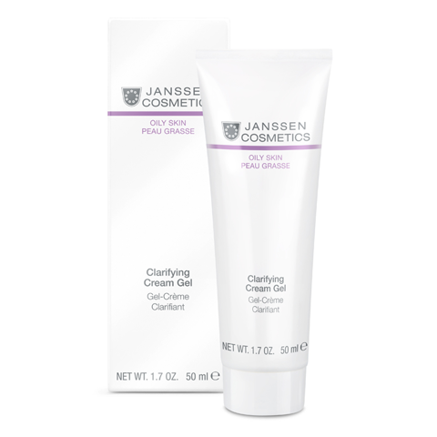 GEL KIỂM SOÁT DẦU -  JANSSEN COSMETICS CLARIFYING CREAM GEL