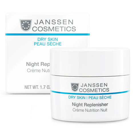 KEM DƯỠNG DA BAN ĐÊM - JANSSEN COSMETICS NIGHT REPLENISHER 50ML