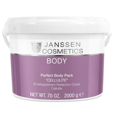 KEM Ủ LÀM TAN MỠ -  JANSSEN COSMETICS PERFECT BODY PACK
