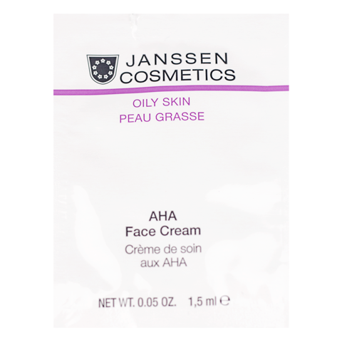 AHA FACE CREAM 1,5 ML