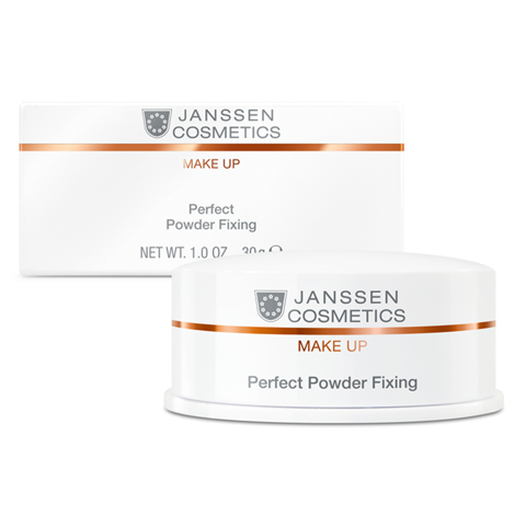 PHẤN PHỦ - JANSSEN COSMETICS PERFECT POWDER FIXING 30G