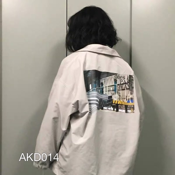 AKD014 - JACKET DÙ DOES A PASS WAY