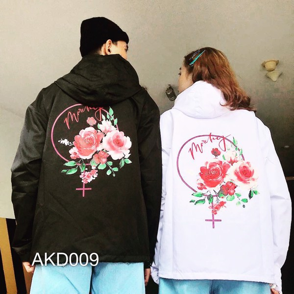 AKD009 - JACKET DÙ ROSE