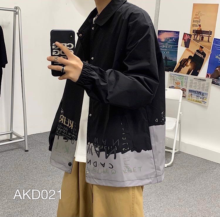 AKD021 - JACKET DÙ IN KRJRFS