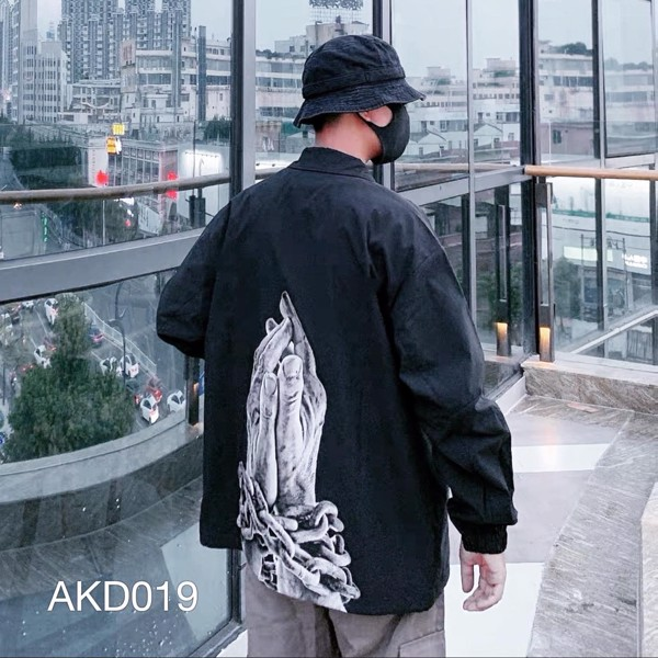 AKD019 - JACKET DÙ IN PRAYING HANDS