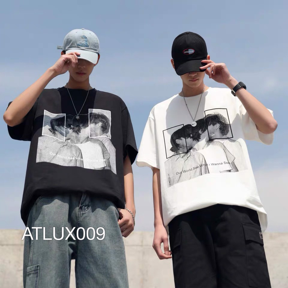 ATLUX009 - T-SHIRT WANNA SEE