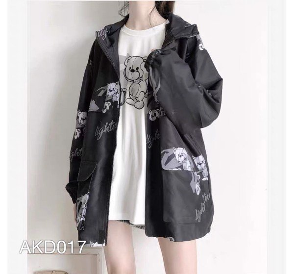 AKD017 - JACKET DÙ LIGHTNING