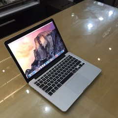 Macbook Pro Retina 13 inch 2015 MF839 i5/ 8G / 128 GB SSD - New 99%