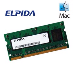 Nâng cấp Ram ELPIDA cho Macbook Pro - Mac Mini (2G - 16G) - New 100%