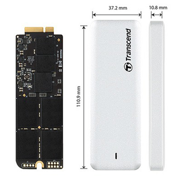Ổ cứng SSD Macbook Pro Retina 13 inch Transcend JetDrive 720 (MID 2012, EARLY 2013) New 100%