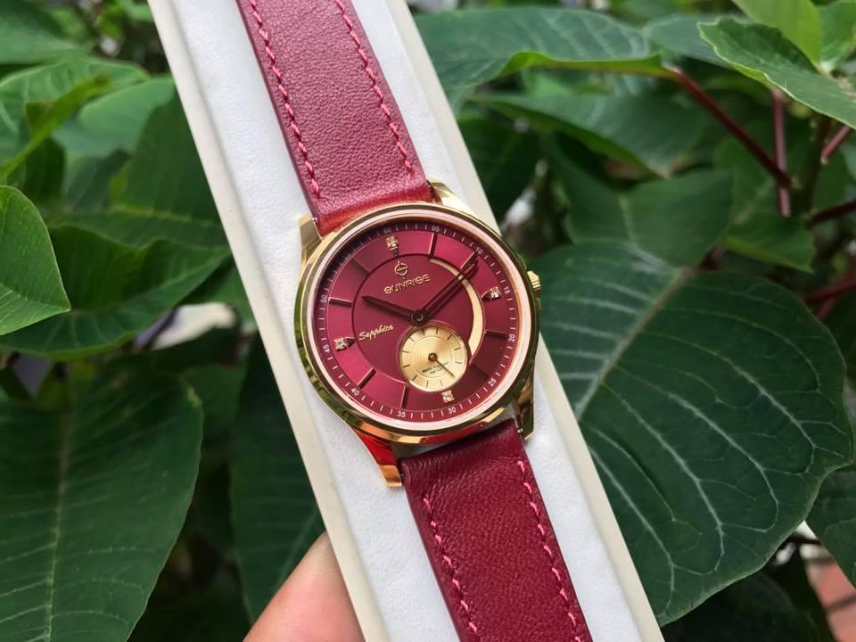 Đồng hồ nữ sunrise 1120PALK-GL-DD