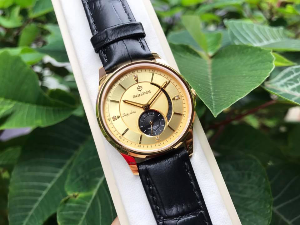 Đồng hồ nữ sunrise 1120PAK-GL-V