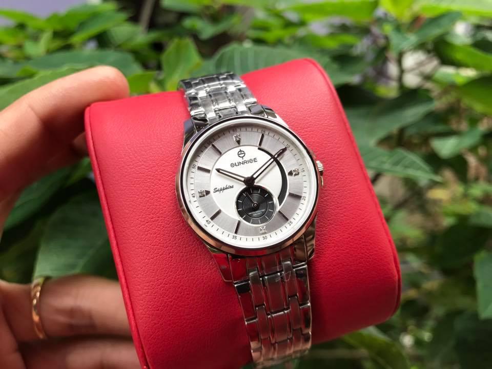 Đồng hồ nữ sunrise 1120SALS-T