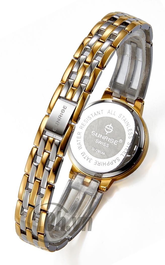 Đồng hồ lắc nữ Sunrise SL728SXA22