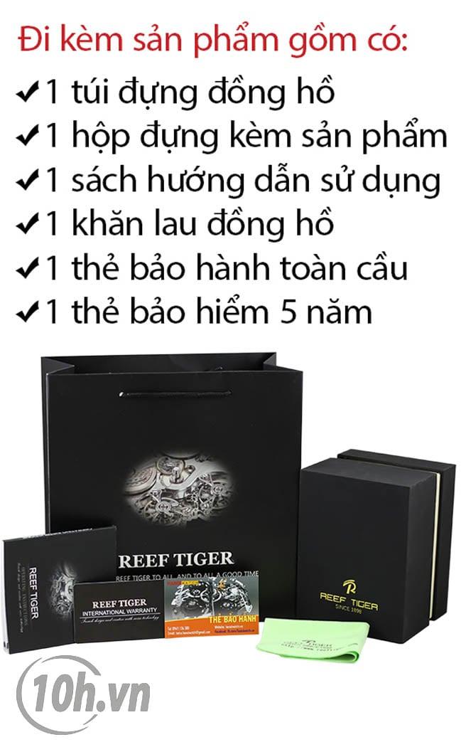 Đồng hồ Reef Tiger RGA3059-BSB