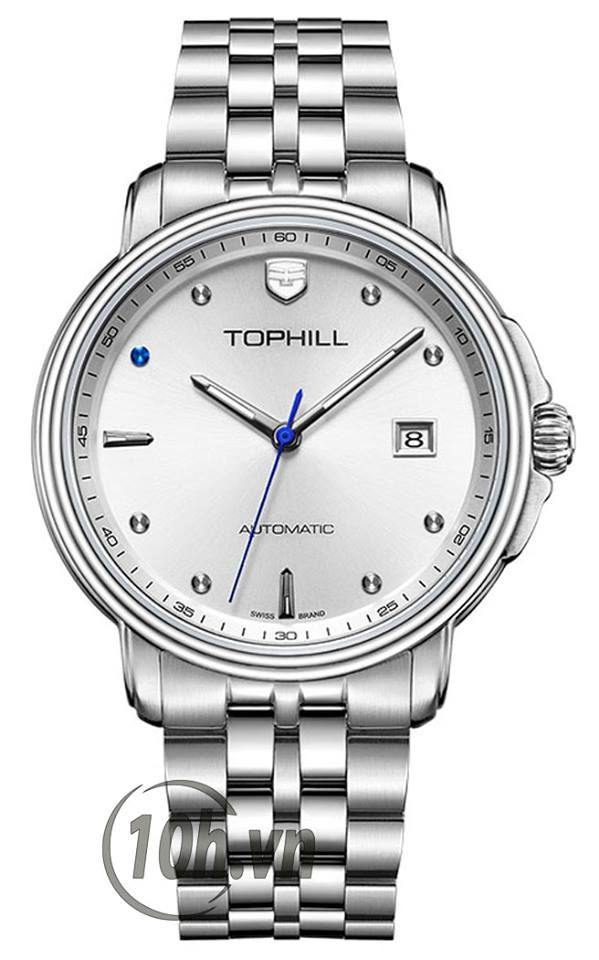 Đồng hồ TOPHILL TW067G.SSW