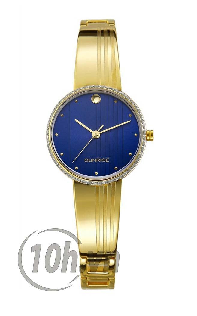Đồng hồ lắc nữ Sunrise 9925AA14 (Hàng Công Ty)
