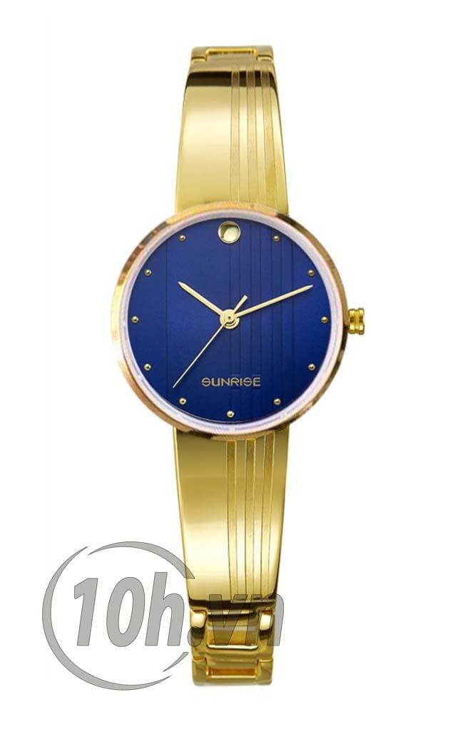 Đồng hồ lắc nữ Sunrise 9925SA14 (Hàng Công Ty)