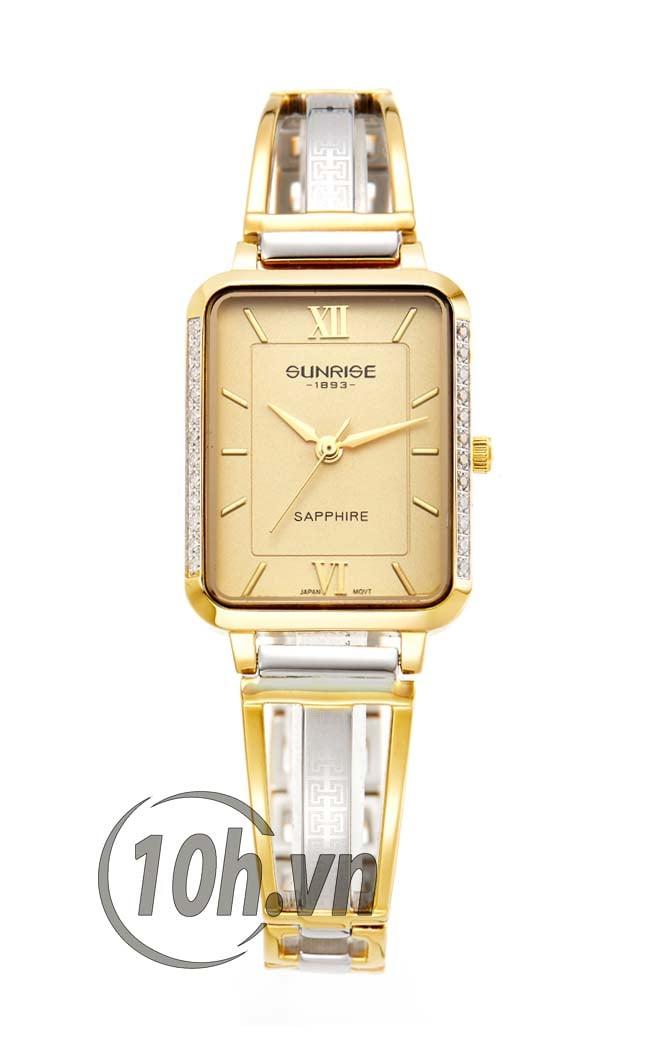 Đồng hồ lắc nữ Sunrise 9952AA21 (Hàng Công Ty)