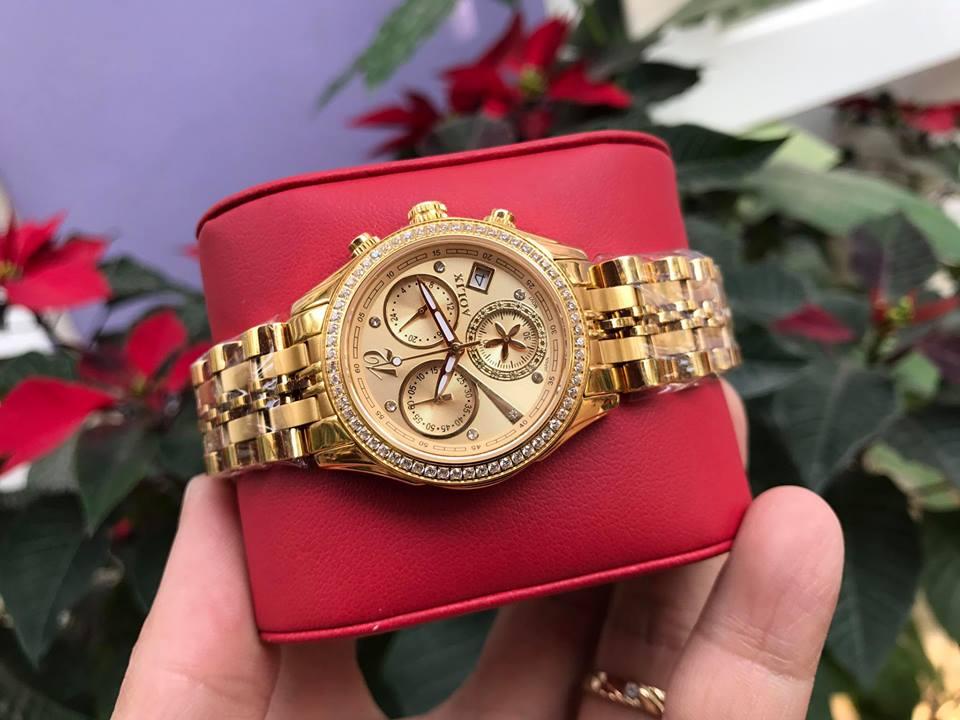 Đồng hồ nữ chính hãng aolix AL7066LK-V