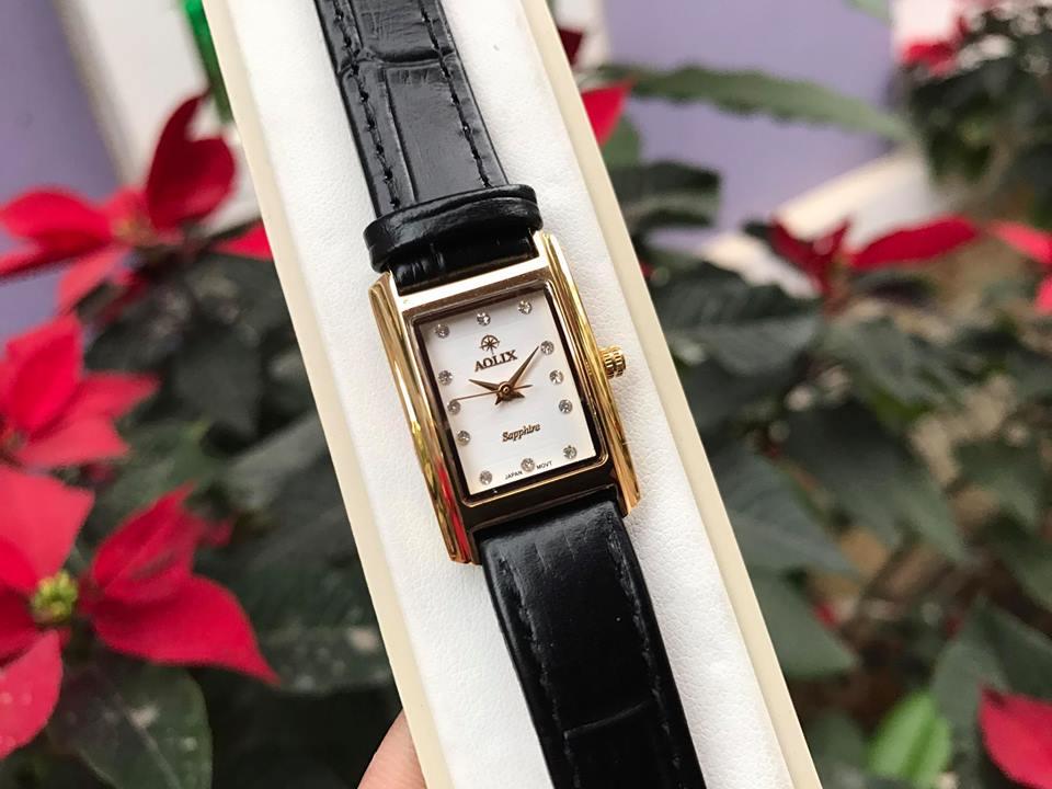Đồng hồ nữ chính hãng Aolix AL9046LK-GL-T